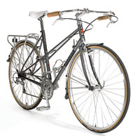 bicycling magazine tests our mixte