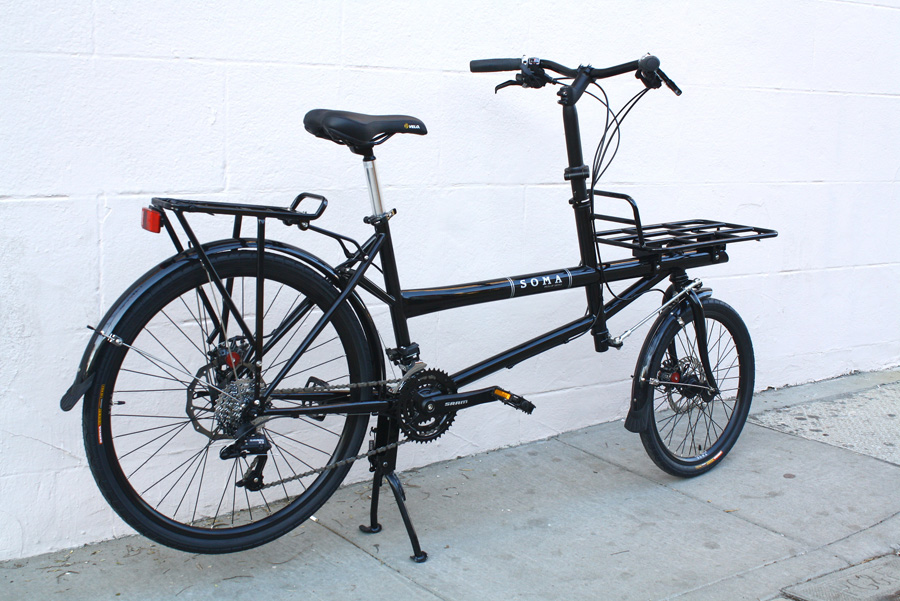 The Pick-Up Artist (Complete Bicycle) | SOMA Fabrications