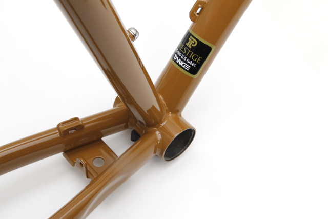 our robust original saga touring frame has taken cyclists safely on adventures all over the planet but some times youll
