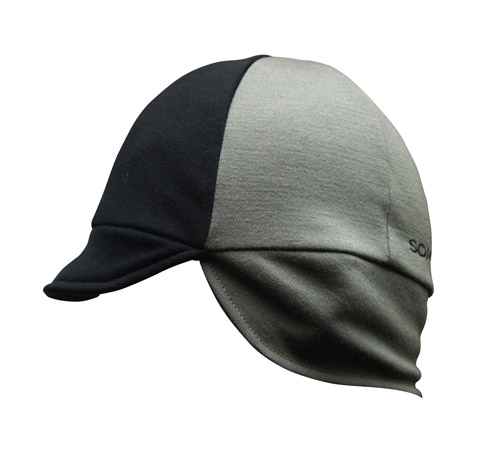 Soma Reversible Wool Cycling Cap. Made in the USA of Merino Wool sourced  from New Zealand s cleanest and purest alpine environments. c00d15ef790