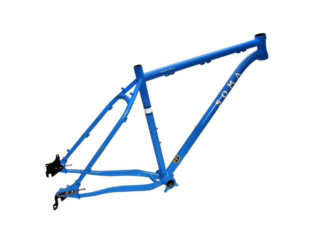 Sandworm ( 26″/ 27.5″ Fat Bike ) | SOMA Fabrications