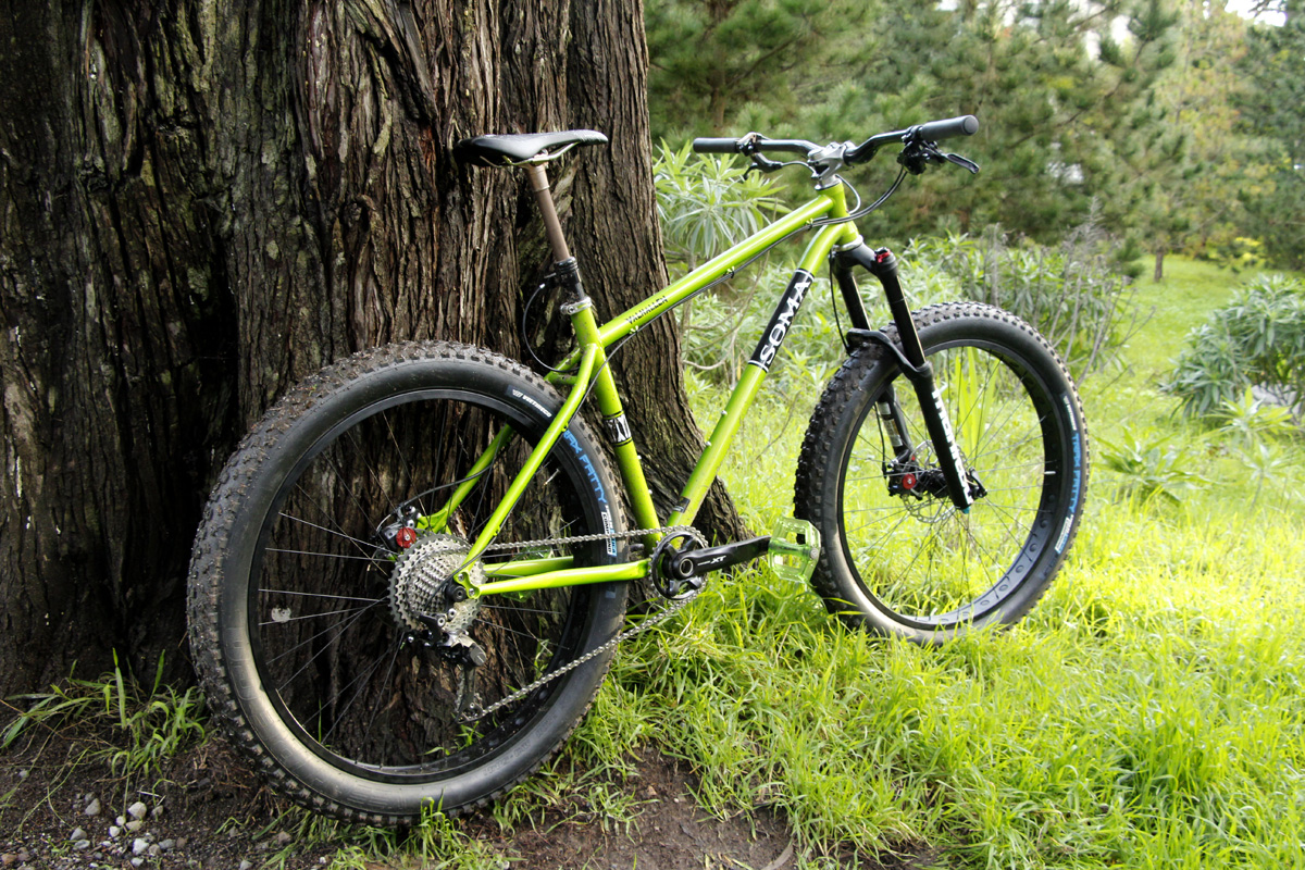 Valhallen (27 5″+ Trail Hardtail) | SOMA Fabrications