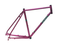 Soma Double Cross frame matte purple